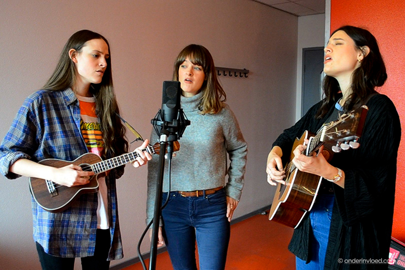 The Staves (Photo by Matthijs van der Ven for theinfluences.com)