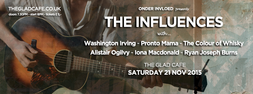 Onder Invloed presents The Influences in Glasgow