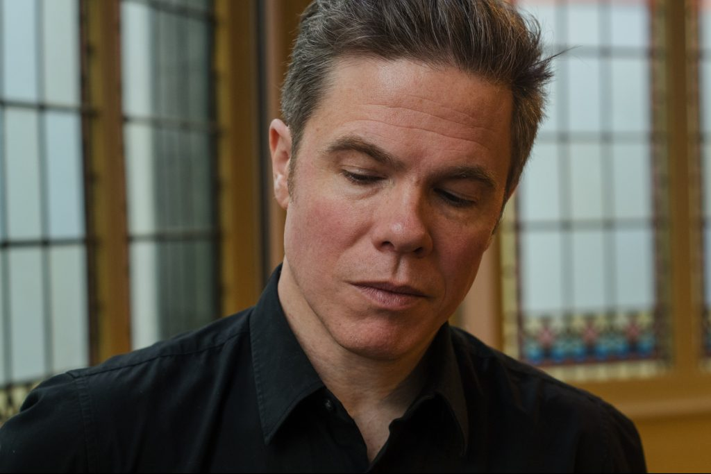 Josh Ritter (Photo by Matthijs van der Ven - theinfluences.com)