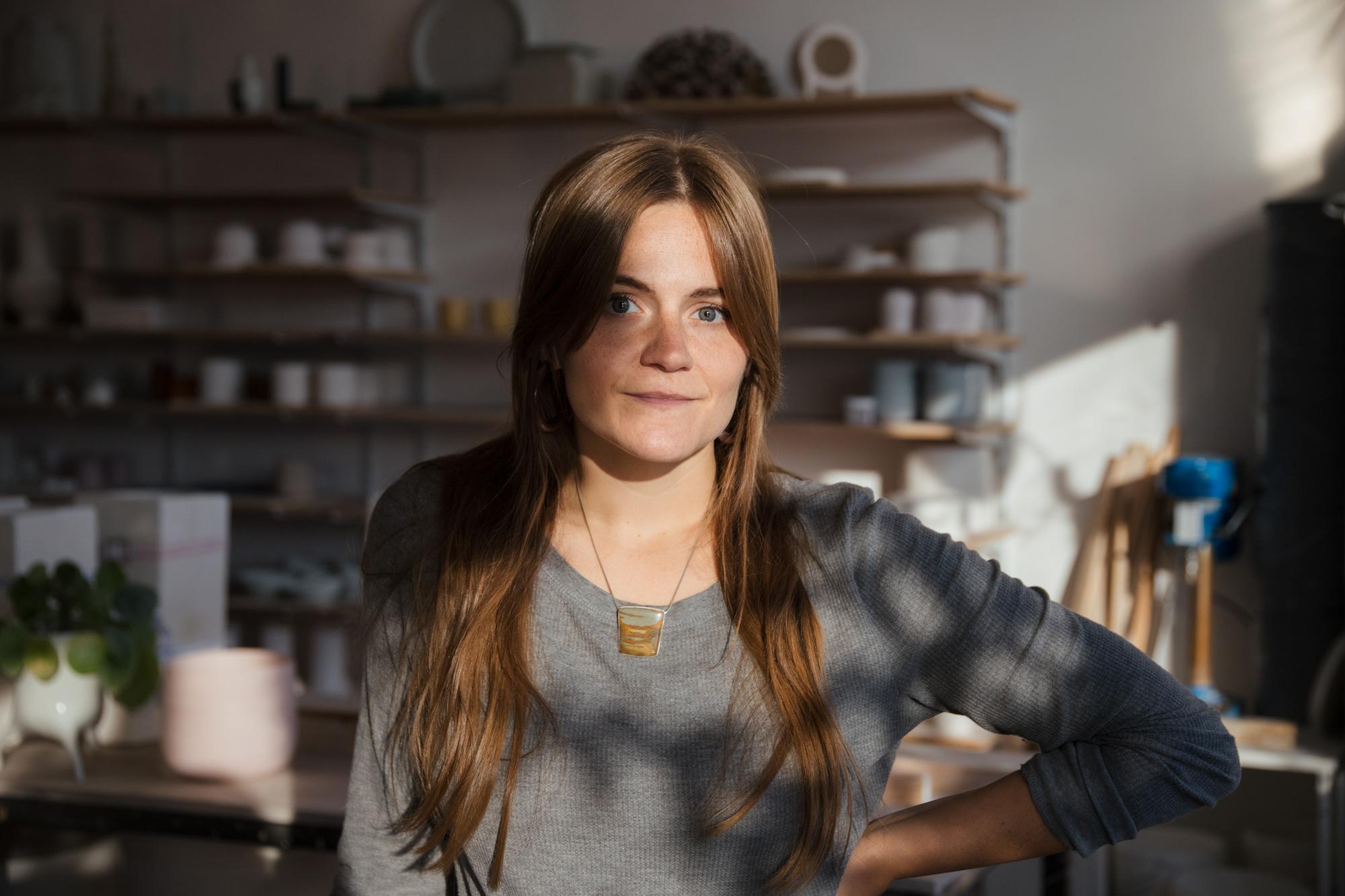 Erin Rae (by Matthijs van der Ven for theinfluences.com)