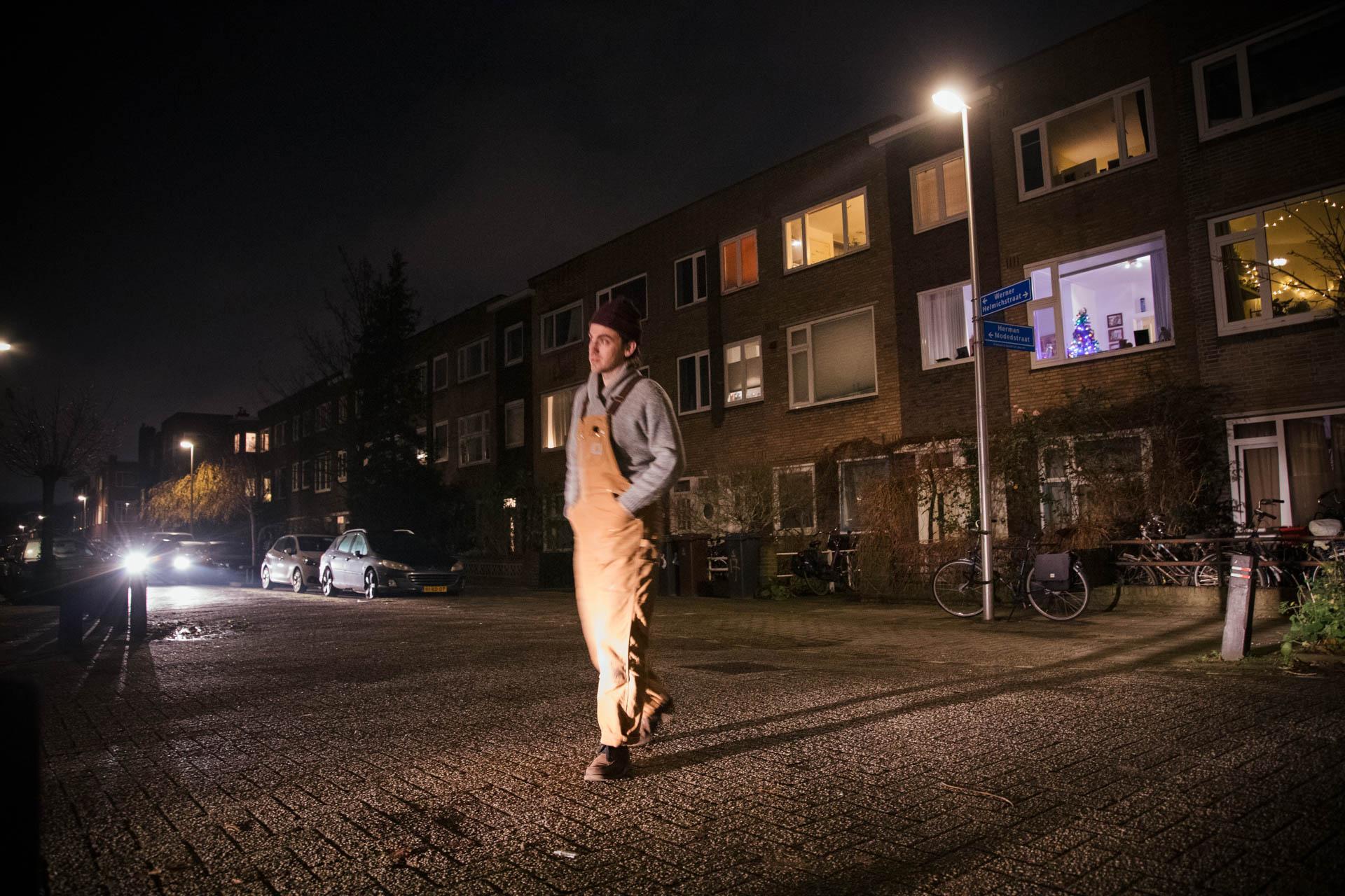 Andrew Combs (Matthijs van der Ven for The Influences)