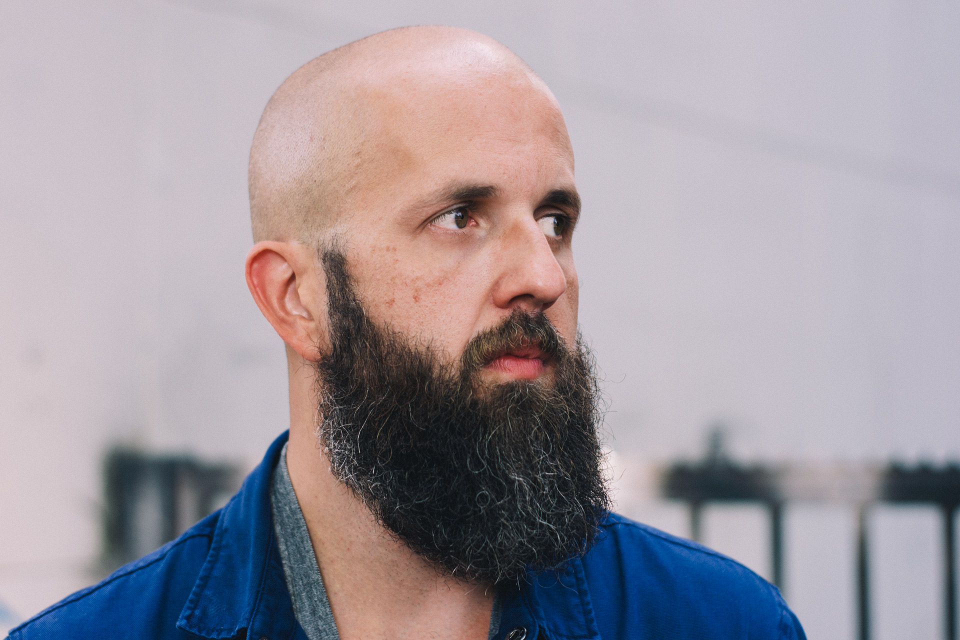 William Fitzsimmons (Photo by Matthijs van der Ven for The Influences)