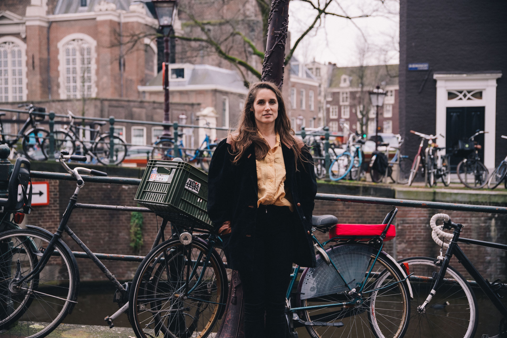 Lewin (Photo by Matthijs van der Ven for The Influences)