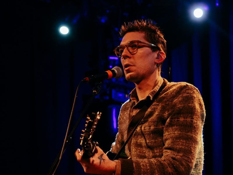 Justin Townes Earle (Photo by Matthijs van der Ven for The Influences)