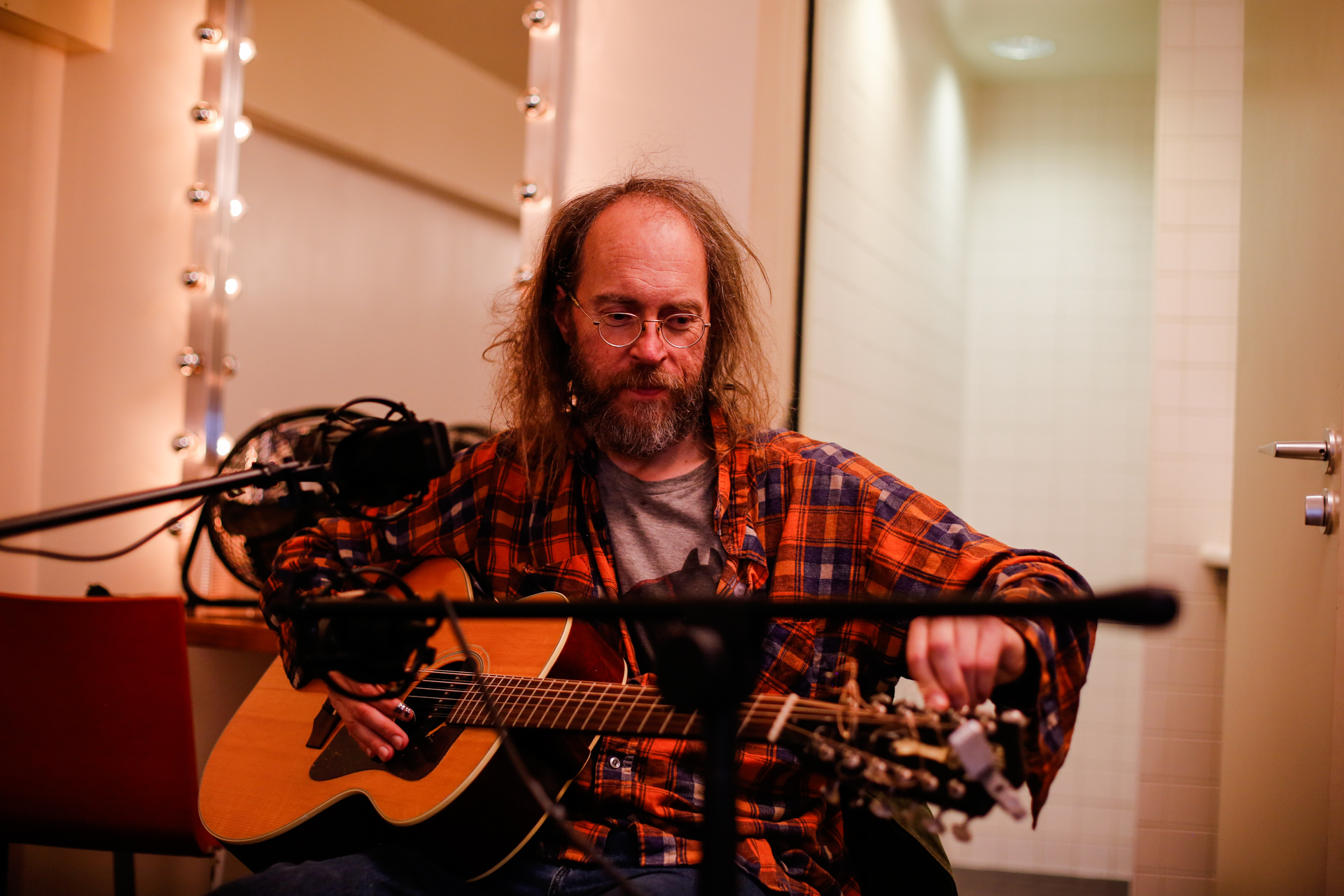 Charlie Parr (Photo by Matthijs van der Ven for The Influences)