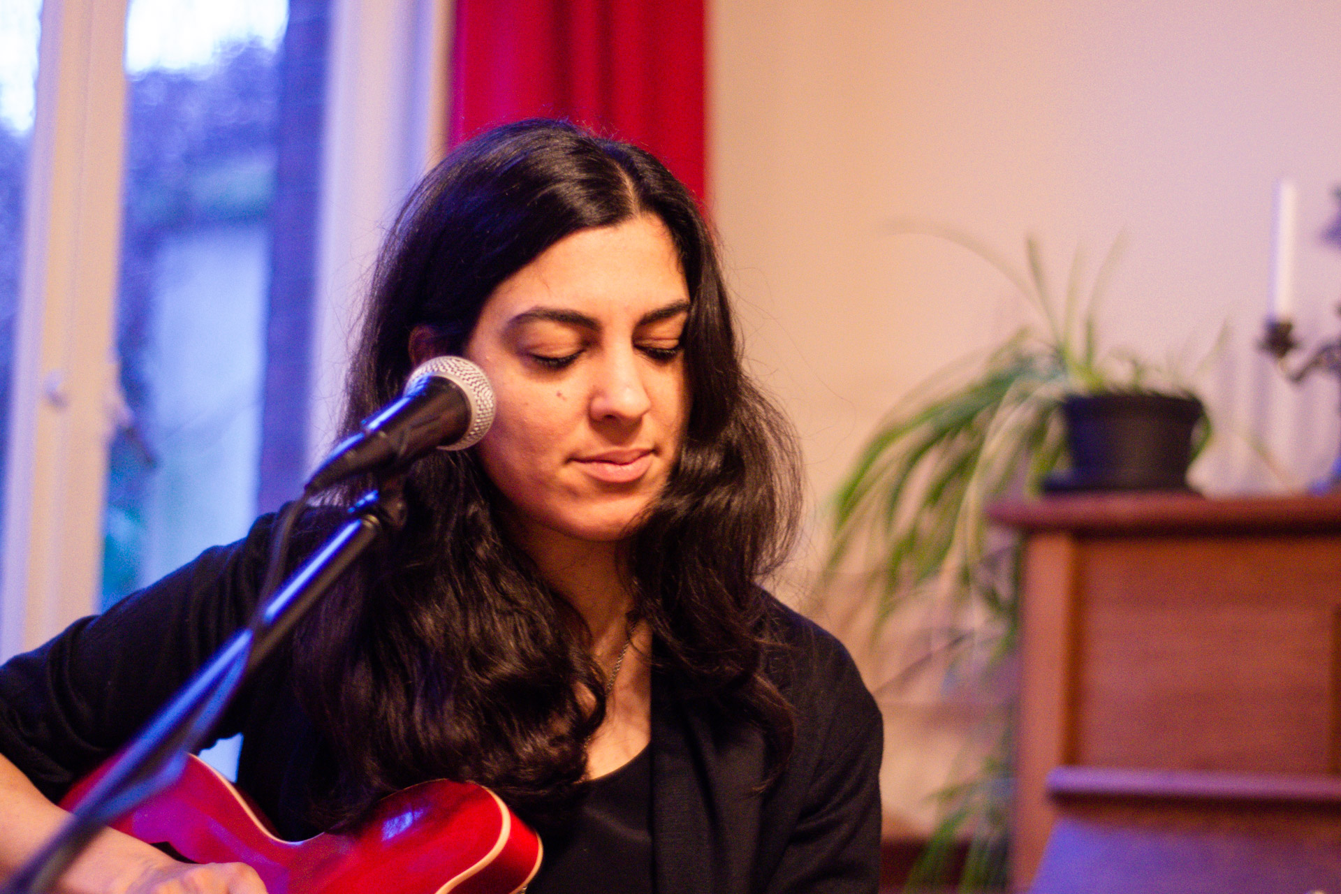 Nadine Khouri (Photo by Matthijs van der Ven for The Influences)