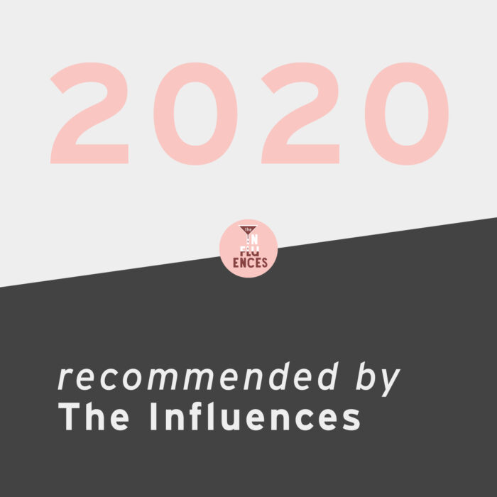2020, recommended by The Influences