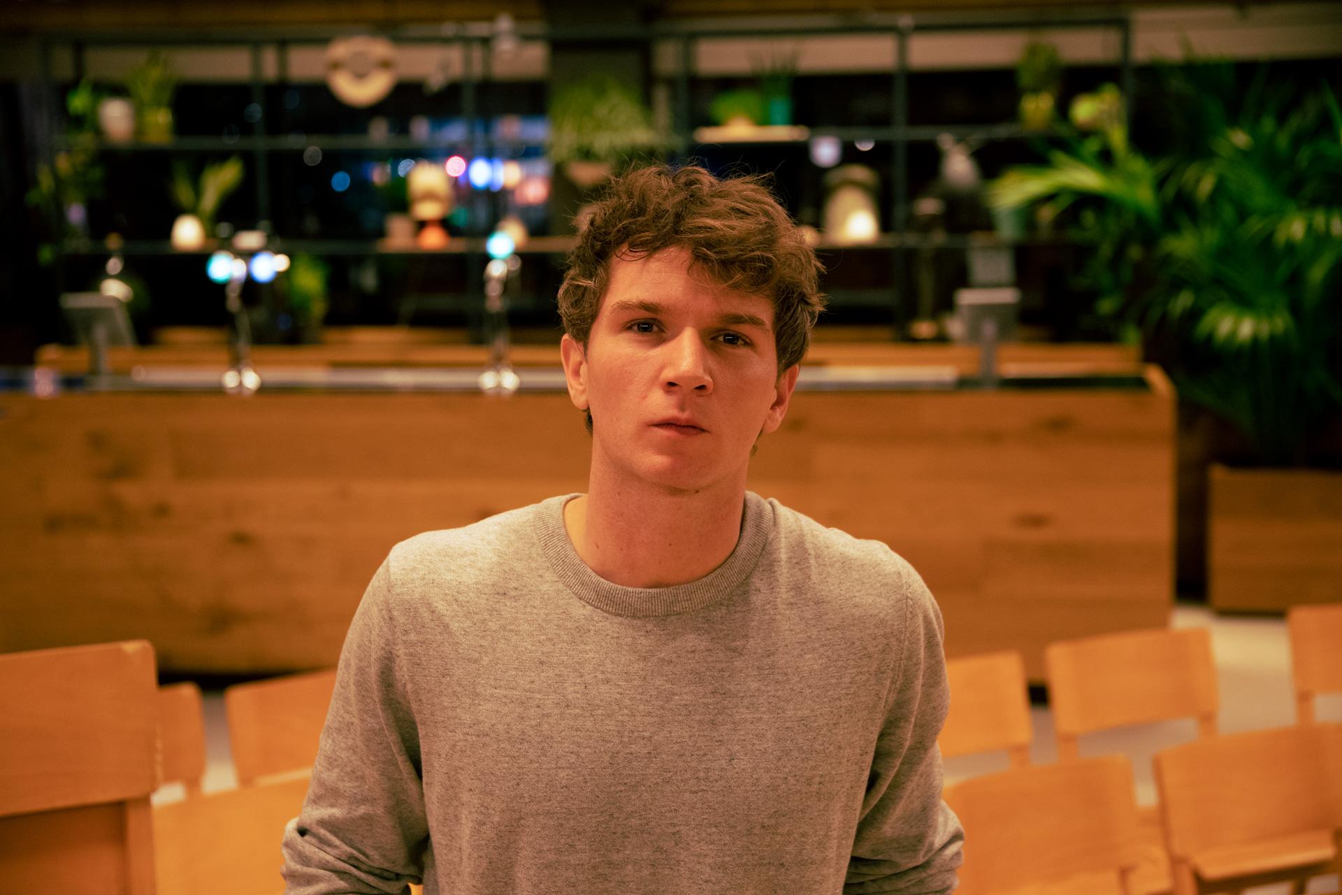 Ian Noe (Photo by Matthijs van der Ven for The Influences)
